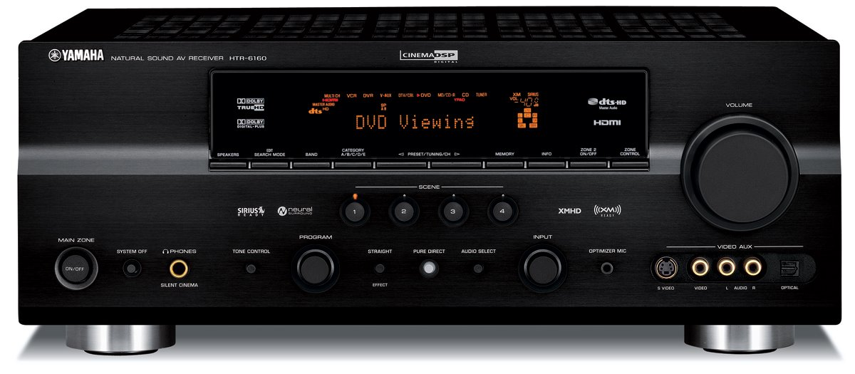 Yamaha Ns Cbl Center Channel Speaker