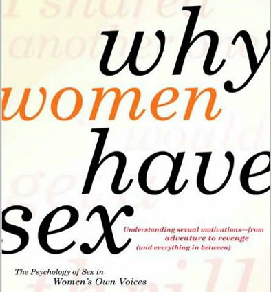 why women have sex2 The #1 Reason Why Women Have Sex…